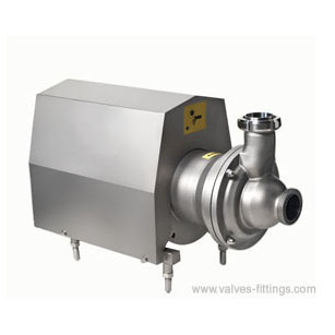 AV-18 AVB Sanitary Liquid Ring Pumps