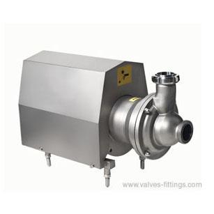 a sanitary pump
