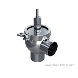 AV-6 Sanitary Regulating Valves AISI-316L