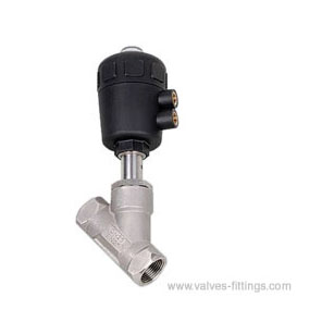 AV-5AS Sanitary Angle Seat Valves