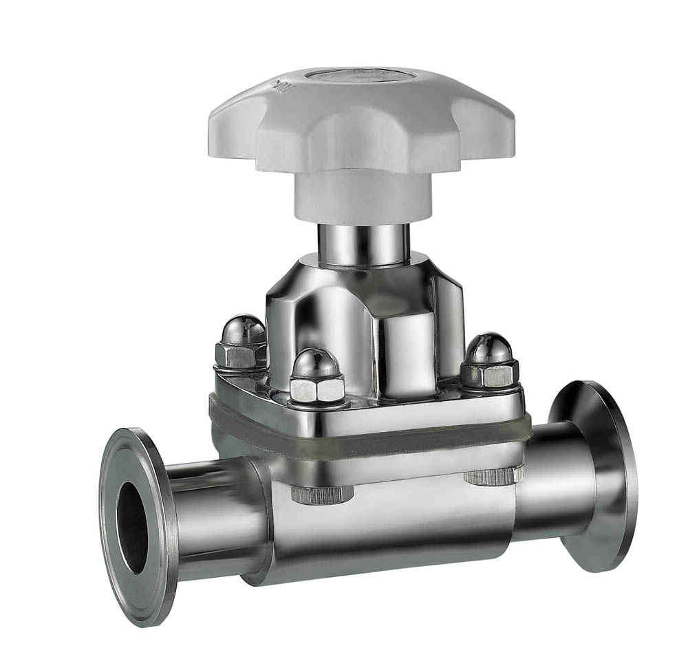 Brief introduction of sanitary valve sanitary valve ccuart Gallery