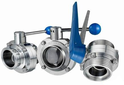 sanitary-manual-butterfly-valve