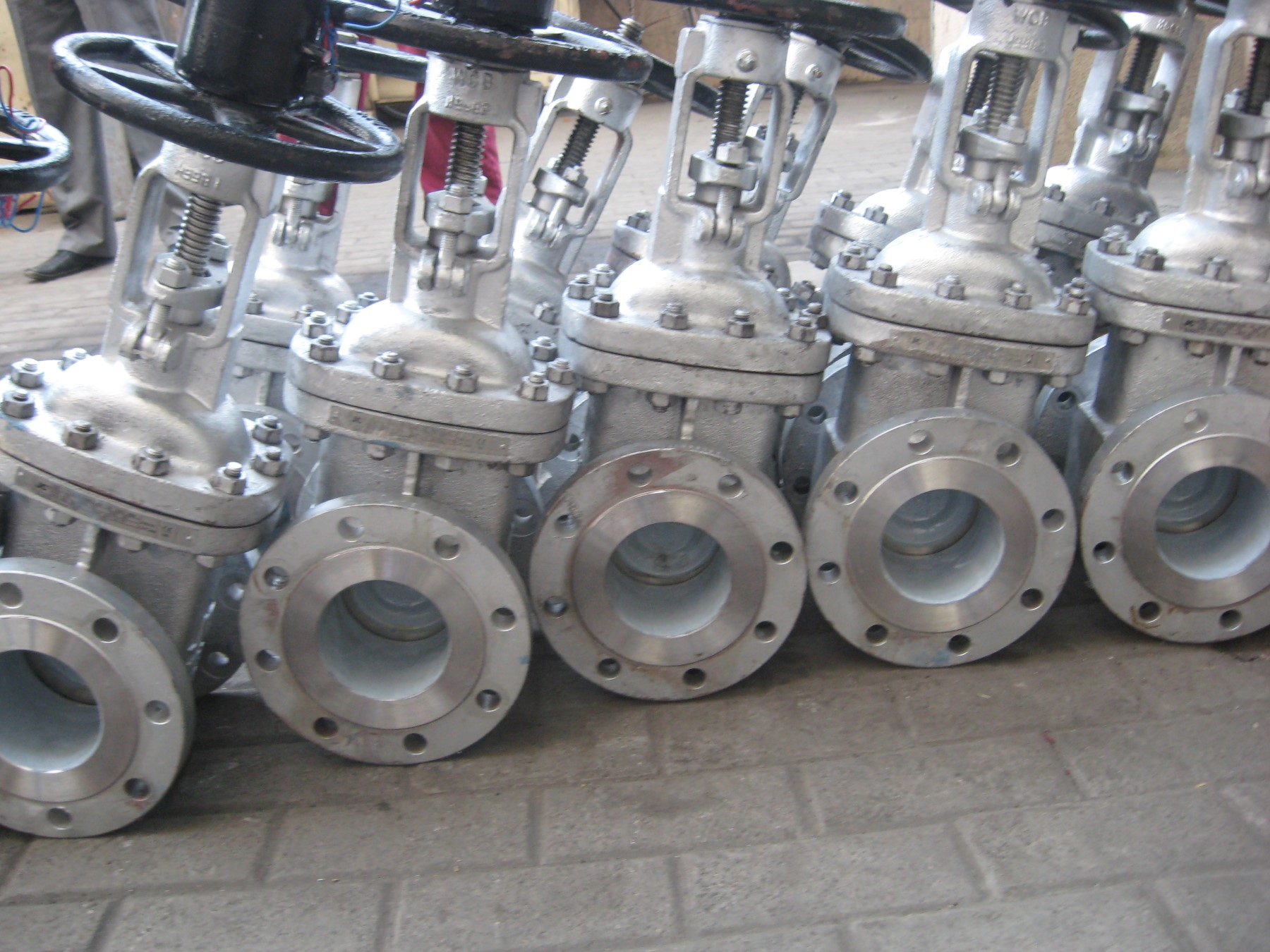 Coating on the Valve Surface