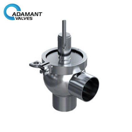 sanitary regulating valve