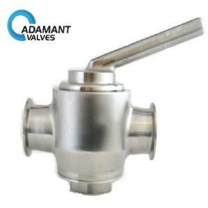 Sanitary Plug Valves