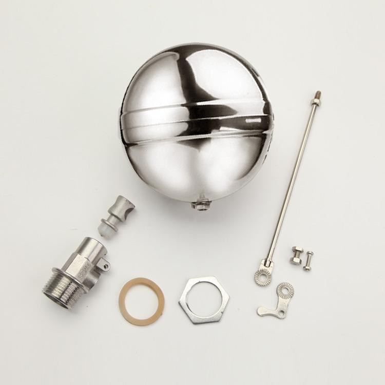 spherical disc valve
