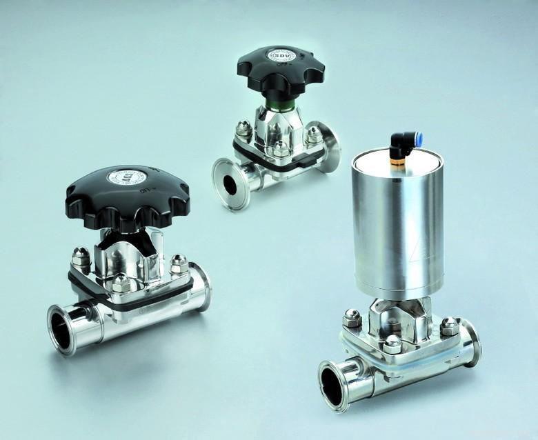 useful sanitary valves