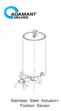 electric diaphragm valve