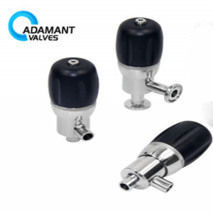 sanitary-safety pressure relief valves