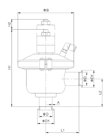 Mini-Type Constant Pressure Valve-2