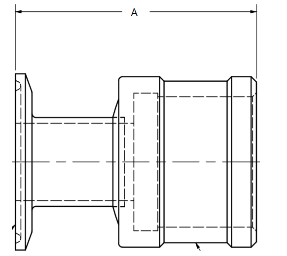 Tri-Clamp & Female Camlock Adapter Specifications