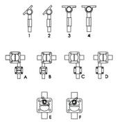 sanitary series valves