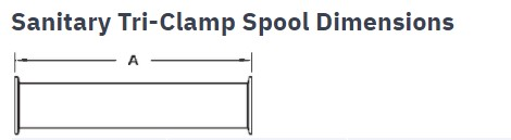 Sanitary Spool Specifications