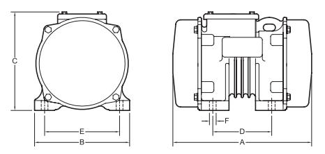 B Series Electric Vibrator