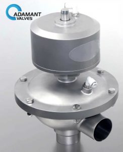 Sanitary Tri-Clamp Constant Pressure Valve